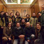 Gubbio studiolo blog tirocinanti Palazzo Ducale