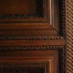 Palazzo Ducale-dettaglio portone