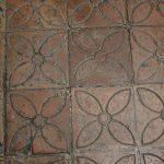 dettaglio pavimento Palazzo Ducale